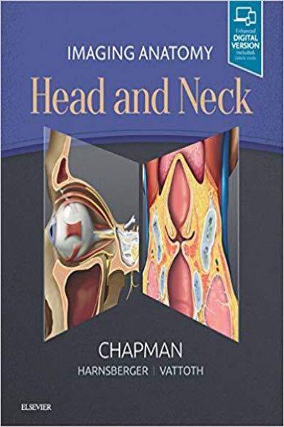 Imaging Anatomy: Head and Neck E-Book 1st PDF