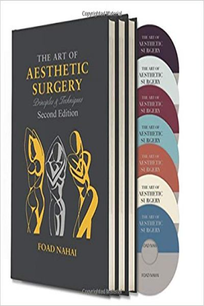 The Art of Aesthetic Surgery: Principles and Techniques, Three Volume Set, Second Edition 2nd Edition PDF & VIDEO