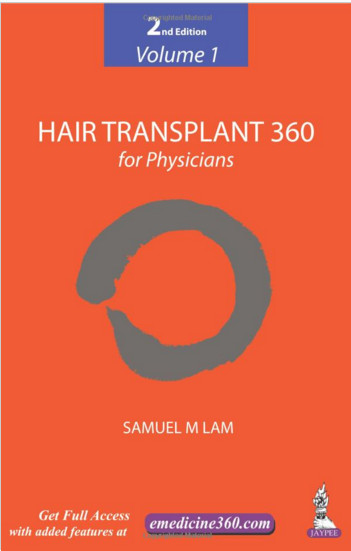 Hair Transplant 360 for Physicians 2  Edition