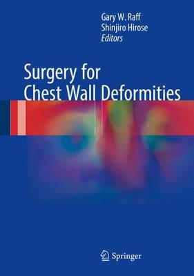 Surgery for Chest Wall Deformities