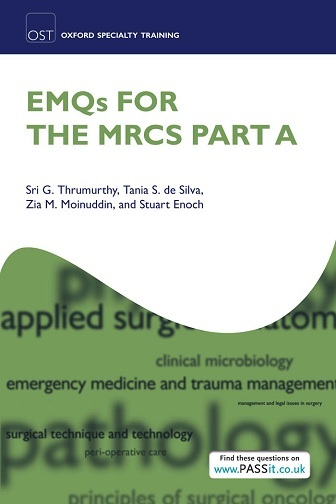EMQs for the MRCS Part A