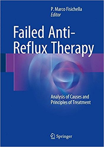 Failed Anti-Reflux Therapy 2017 : Analysis of Causes and Principles of Treatment