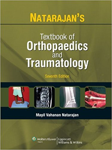 Natarajan's Textbook of Orthopaedics and Traumatology, 7th Edition
