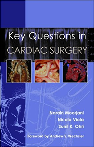 Key Questions in Cardiac Surgery 1st Edition PDF