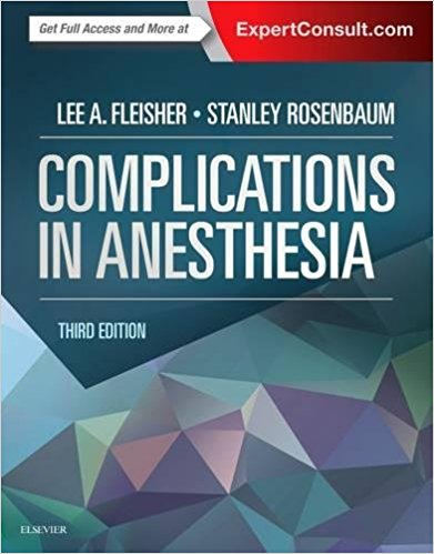 Complications in anesthesia 3e 3rd edition pdf fandeluxe Image collections