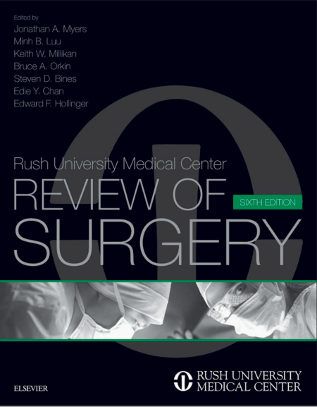 Rush University Medical Center Review of Surgery, 6e 6th Edition PDF