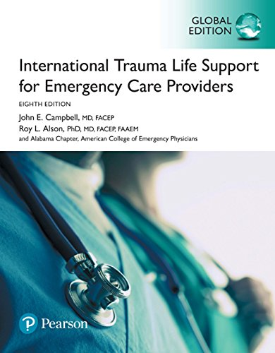 International Trauma Life Support for Emergency Care Providers, Global Edition PDF