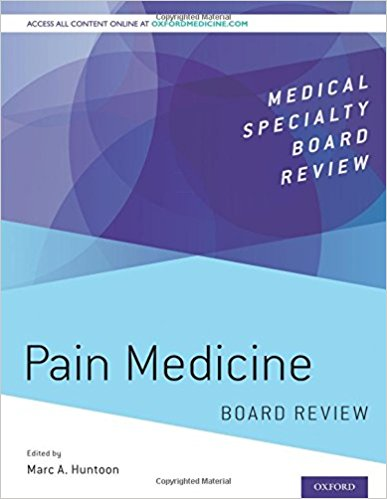 Pain Medicine Board Review (Medical Specialty Board Review) PDF