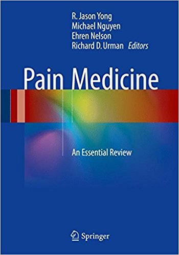 Pain Medicine: An Essential Review 1st ed. 2017 Edition PDF