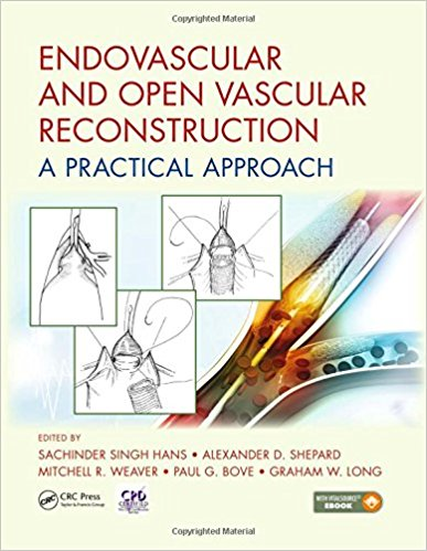 Endovascular and Open Vascular Reconstruction: A Practical Approach 1st Edition PDF