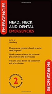 Head, Neck and Dental Emergencies, 2nd edition PDF