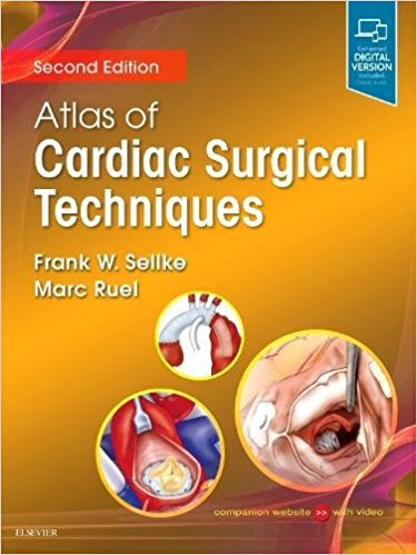 Atlas of Cardiac Surgical Techniques, 2e (Surgical Techniques Atlas) 2nd Edition PDF