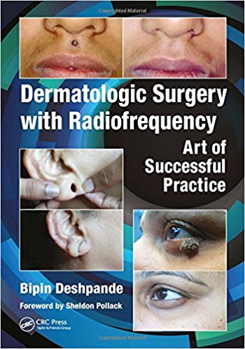 Dermatologic Surgery with Radiofrequency: Art of Successful Practice 1st Edition PDF