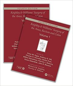 Keighley & Williams' Surgery of the Anus, Rectum and Colon, 4th Edition Two Volume set PDF