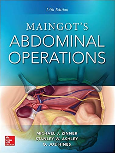 Maingot's Abdominal Operations. 13th edition 13th Edition PDF