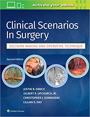 Clinical Scenarios in Surgery Second Edition PDF
