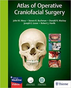 Atlas of Operative Craniofacial Surgery PDF & VIDEO