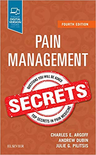 Pain Management Secrets 4th Edition PDF