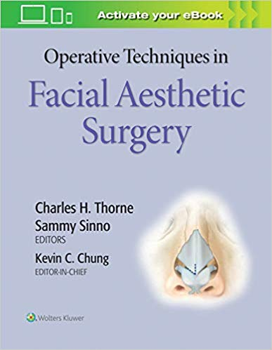 Operative Techniques in Facial Aesthetic Surgery First Edition CHM ORGINAL