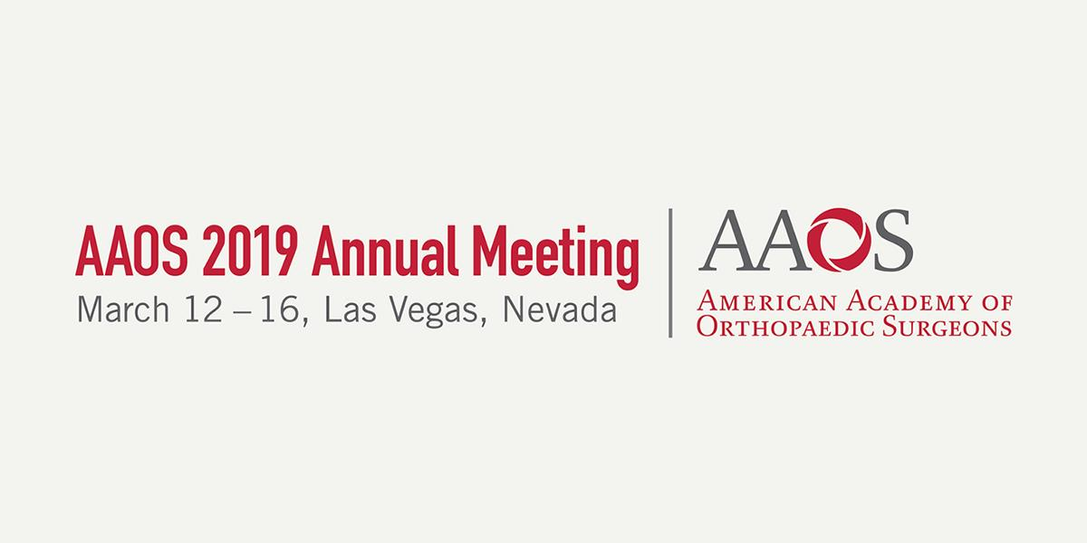 2019 AAOS Annual Meeting On Demand