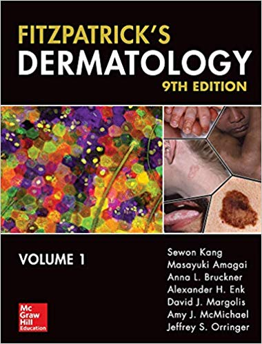 Fitzpatrick's Dermatology, Ninth Edition, 2-Volume Set (Fitzpatricks Dermatology in General Medicine) 9th Edition PDF