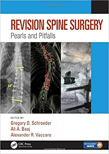 Revision Spine Surgery: Pearls and Pitfalls 1st Edition PDF