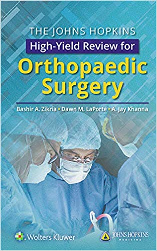 The Johns Hopkins High-Yield Review for Orthopaedic Surgery First Edition html