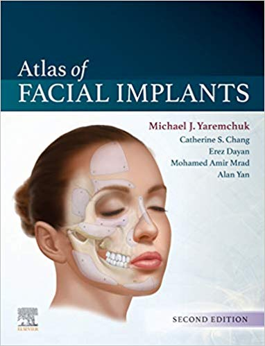 Atlas of Facial Implants E-Book 2nd Edition PDF