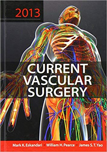 Current Vascular Surgery 2013 (Modern Trends in Vascular Surgery) 1st Edition PDF