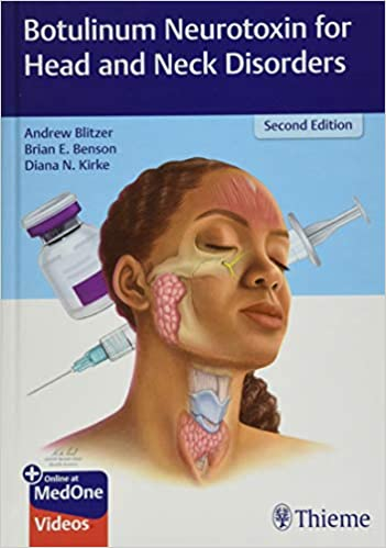 Botulinum Neurotoxin for Head and Neck Disorders 2nd Edition PDF