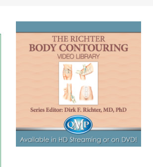 Richter Body Contouring Video Library