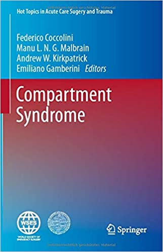 Compartment Syndrome 1st ed. 2021 Edition PDF